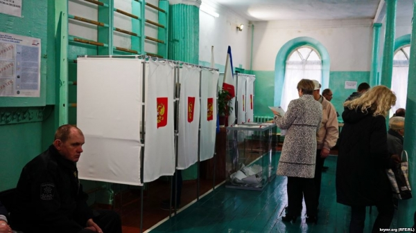 NEW SANCTIONS ON RUSSIA: UKRAINE LISTS 140 ORGANIZERS OF ILLEGAL 'ELECTION' IN CRIMEA