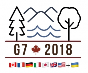 THE G7 PLUS UKRAINE: RUSSIA THREATENS GLOBAL PEACE AND SECURITY
