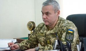 UKRAINE PREPARES FOR LARGE-SCALE RUSSIAN OFFENSIVE